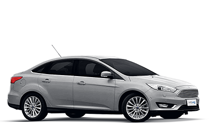 Fluence, Focus Sedan ou similar