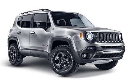 Jeep Renegade, Kicks ou similar
