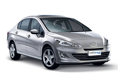 Peugeot 408, Fluence ou similar