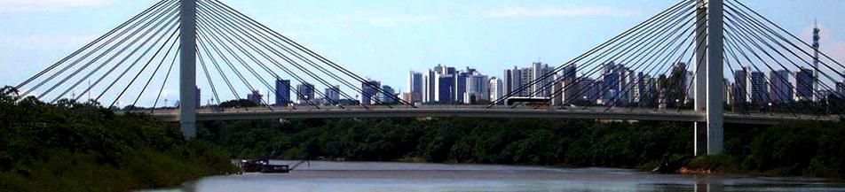 Ponte Sérgio Mota - Cuiabá