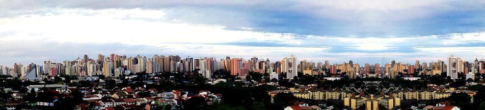 Londrina vista de longe
