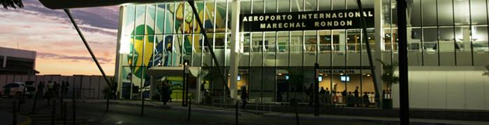 Aeroporto Internacional de Cuiabá - Marechal Rondon