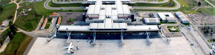 Aeroporto Internacional de Curitiba - Afonso Pena