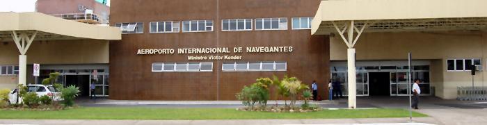 Aeroporto Internacional de Navegantes - Ministro Victor Konder