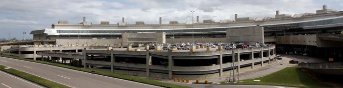 Aeroporto Internacional do Rio de Janeiro - Galeão - Antônio Carlos Jobim