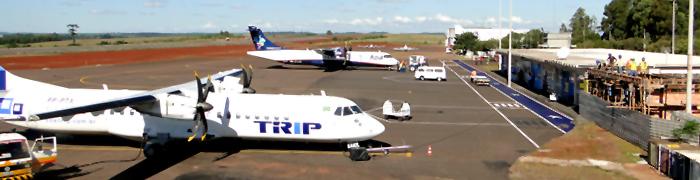 Aeroporto Municipal de Cascavel - Adalberto Mendes da Silva