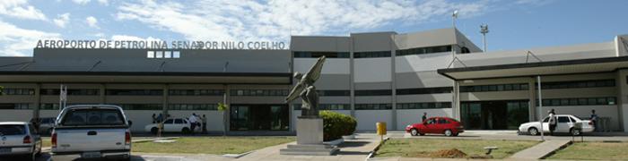 Aeroporto de Petrolina - Senador Nilo Coelho