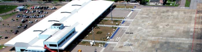Aeroporto Internacional de Porto Velho - Governador Jorge Teixeira de Oliveira