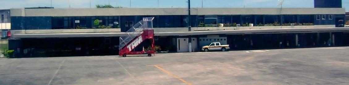 Aeroporto de Ilhéus - Jorge Amado - IOS