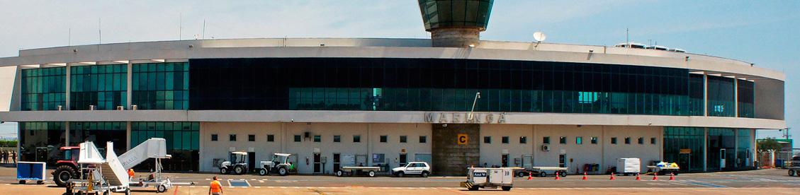 Aeroporto Regional de Maringá - Silvio Name Junior - MGF