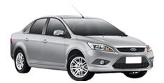 Focus Sedan, Linea ou similar