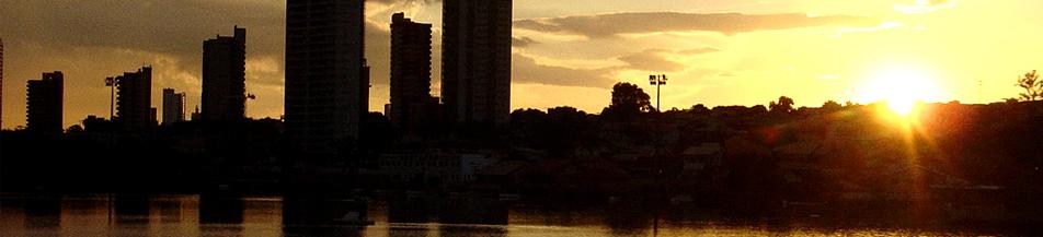 Pôr do Sol em Campo Grande