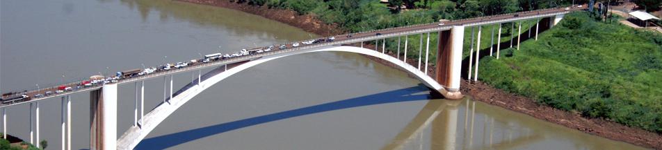 Ponte da Amizade - Foz do Iguaçu