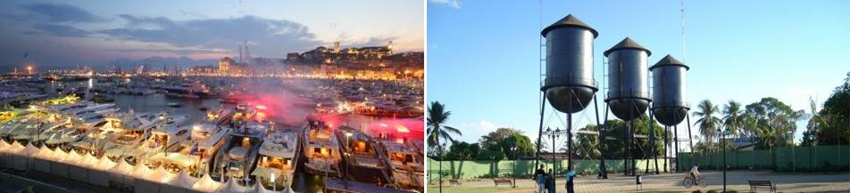Principais pontos turísticos de Porto Velho