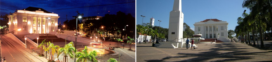Rio Branco - Pontos Turísticos