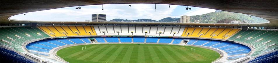 O estádio mais famoso do mundo - Maracanã